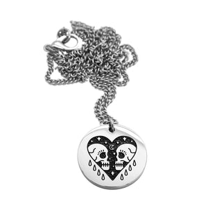 Till Death Necklace