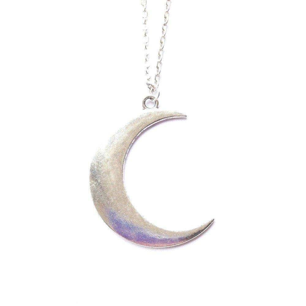 Waning Moon Necklace
