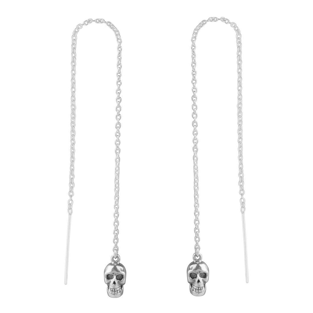 Sterling Silver Catacomb Threaders