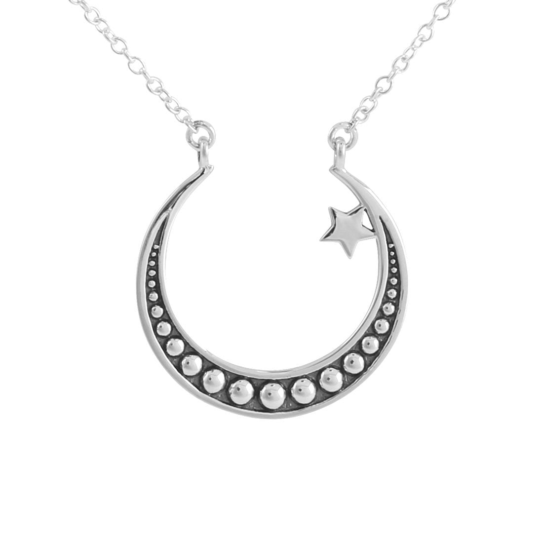 Sterling Silver Orion's Belt Necklace