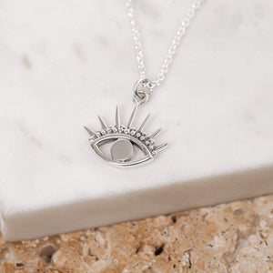 Sterling Silver The Vision Necklace