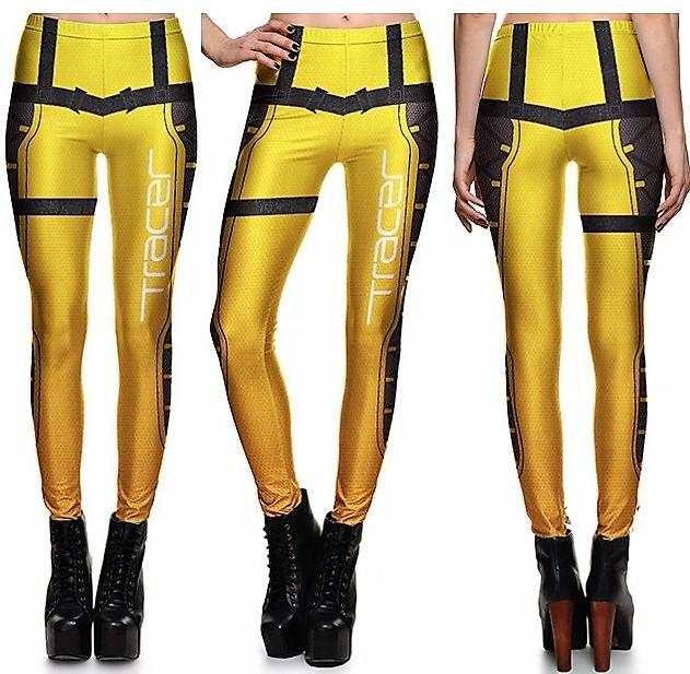 Fighting Straps Leggings #L1239,RedOphelia Leggings