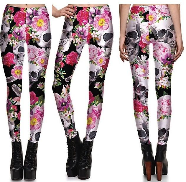 Jasmine Leggings #L1276,RedOphelia Leggings