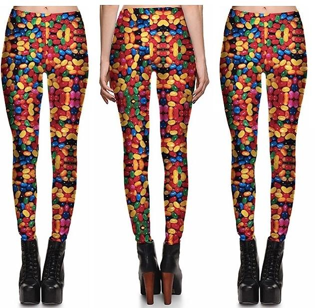 X-Candy Leggings #L1273,RedOphelia.com