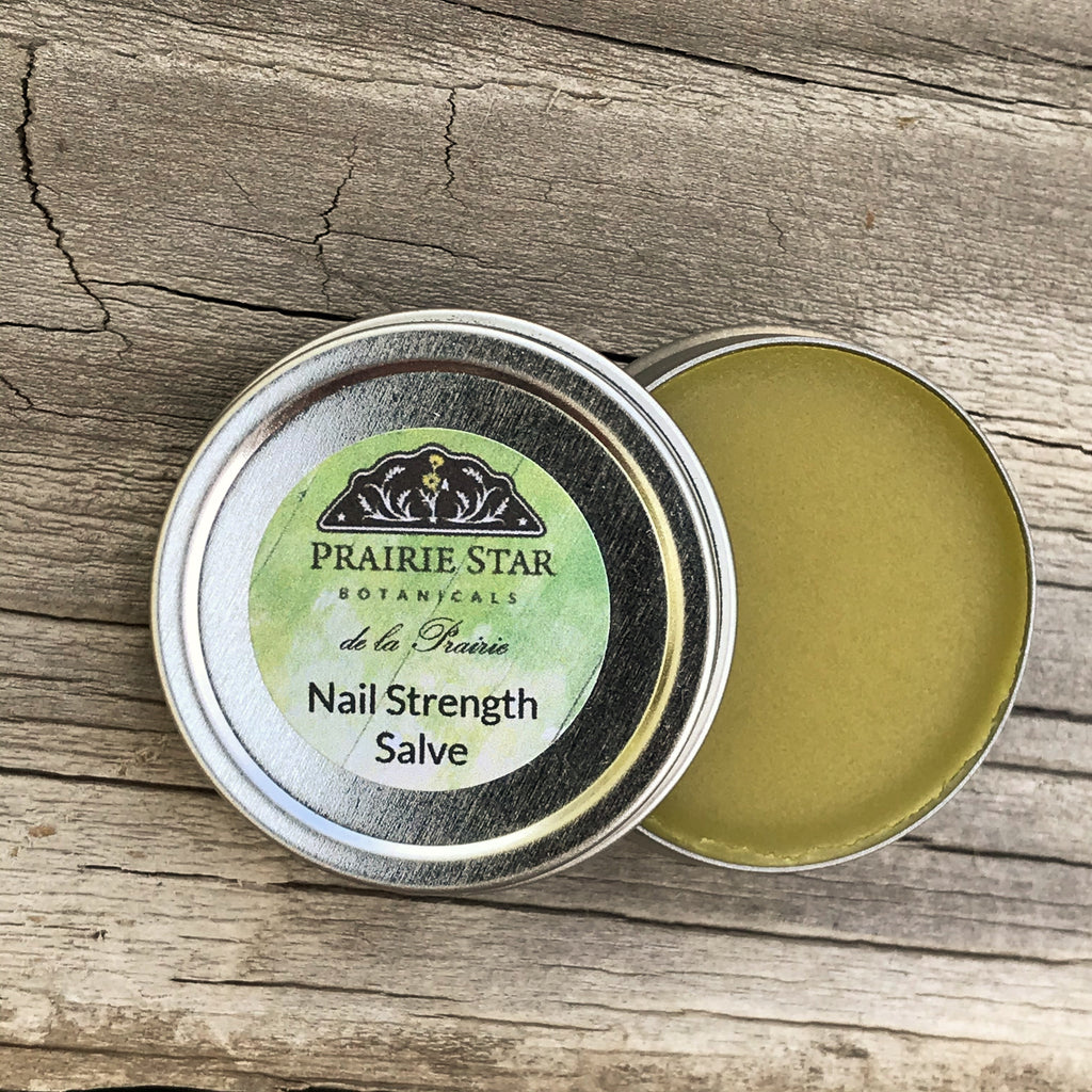 Nail Strength Salve