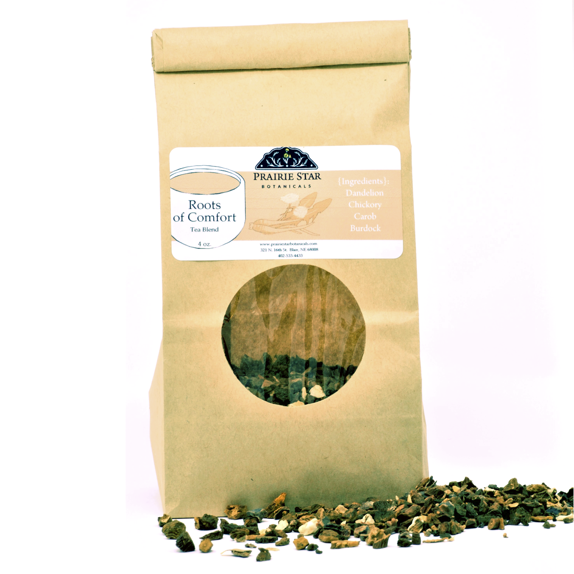 Roots of Comfort Tea Blend