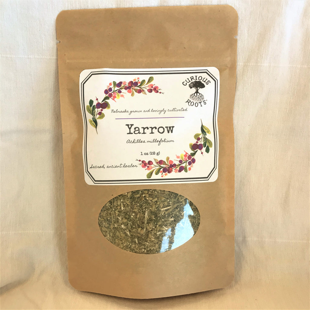 Yarrow - Dried Herb