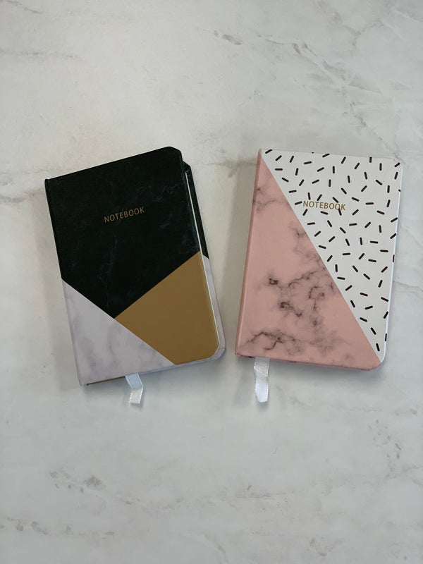 Mini Notebooks - Sparrow Noir