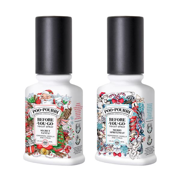 Poo Pourri Gift Sets - Sparrow Noir