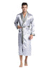 Lightweight Silky Satin Robe