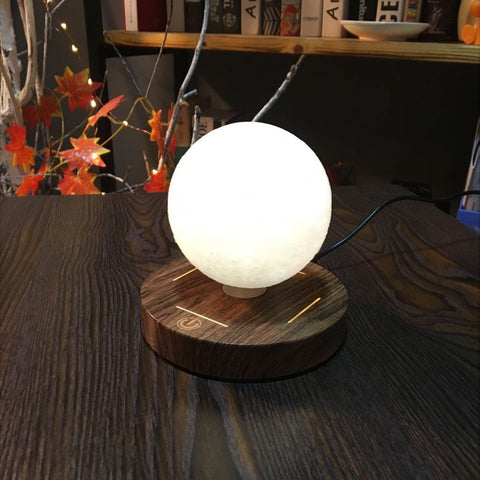 Levitating Lunar Lamp