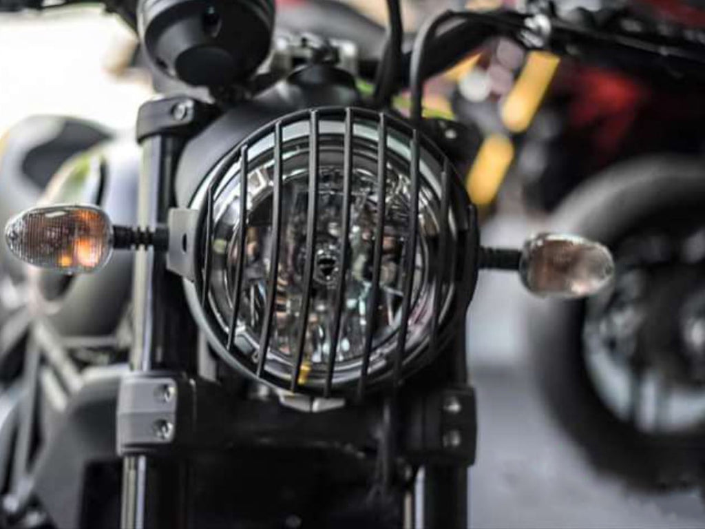 Mugello - Headlight Cover Cage