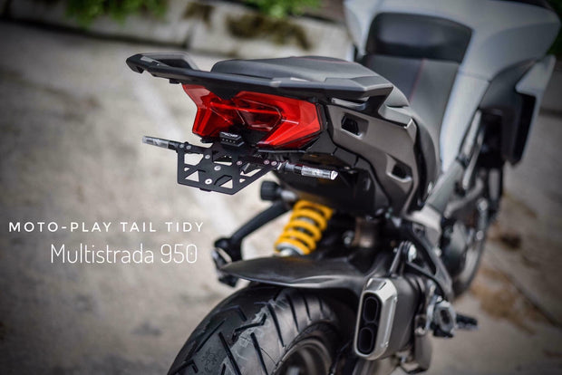 Motoplay Tailtidy for Ducati Multistrada DVT