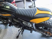 Mugello - Slim Seat Project X (Black & Yellow)