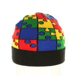 Autism Awareness Beanie Cap - Beanies USA