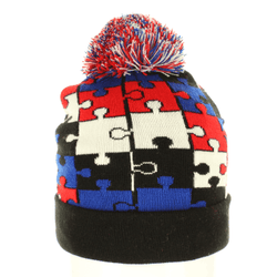 Autism Awareness Beanie - Beanies USA