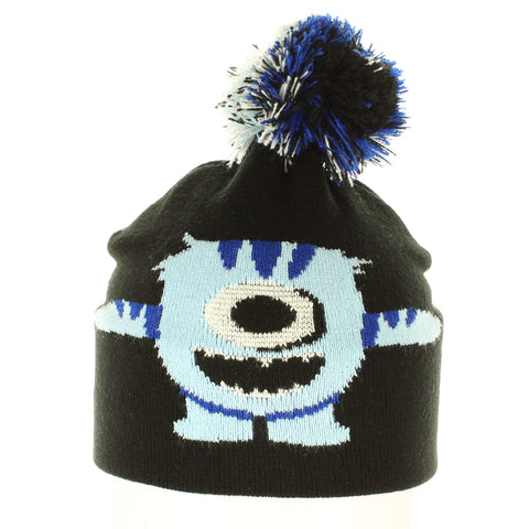 Blue Monster Beanie - Beanies USA