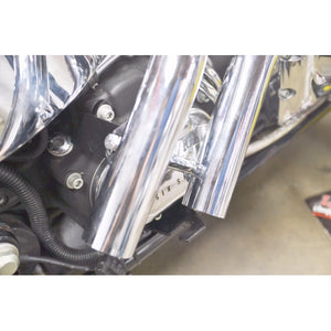 LAZER CUT EXHAUST PIPES FOR HD