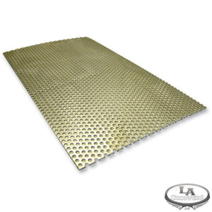 BAFFLE PERFORATED SHEET UNIVERSAL