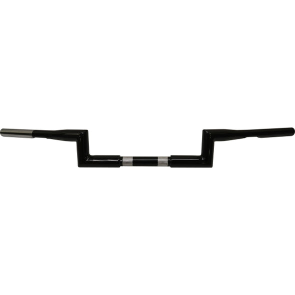 "SHORTY 1.25"" HANDLEBAR BLACK"