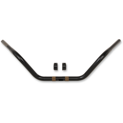 "20,32 CM (8"") HANDLEBAR MOOSE KNUCKLE / BLACK-GLOSS"