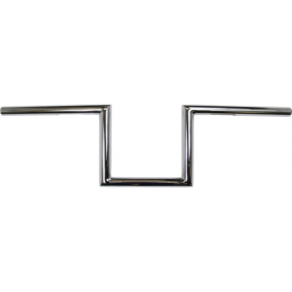 "7/8"" NARROW Z-BARS 6"" TALL CHROME UNIVERSAL"
