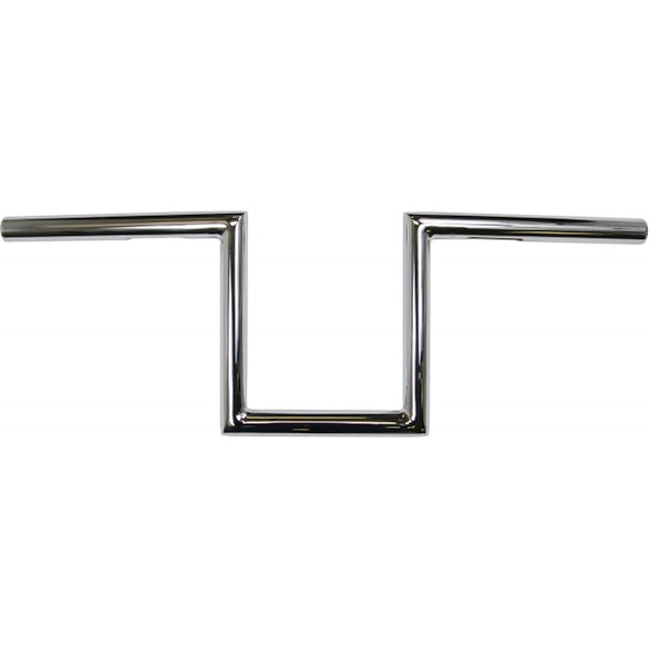 "7/8"" NARROW Z-BARS 8"" TALL CHROME UNIVERSAL"