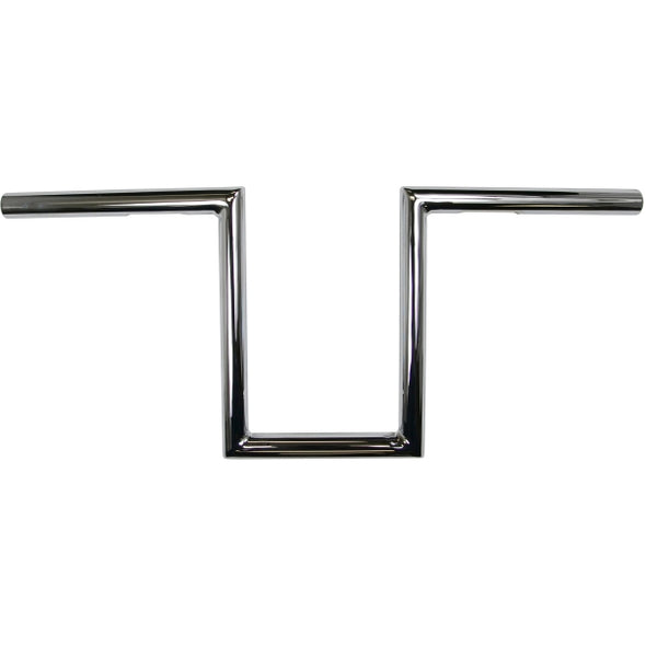 "7/8"" NARROW Z-BARS 10"" TALL CHROME UNIVERSAL"