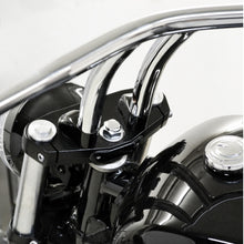 "2"" PULLBACK RISER EXTENSIONS - CHROME"