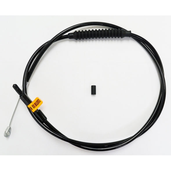 "CLUTCH CABLE BLACK FOR 15-17"" APE BARS HD"