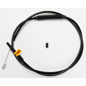 "CLUTCH CABLE BLACK FOR 18-20"" APE BARS HD"