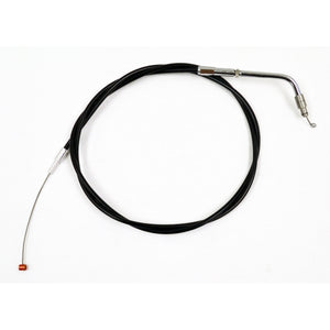 "THROTTLE CABLE BLACK VINYL FOR 18""-20"" APE HANGERS"