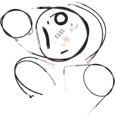 CABLE KIT CB15-17 ABS FXS
