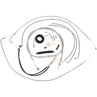 CABLE KIT C 15-17 ABS FXS