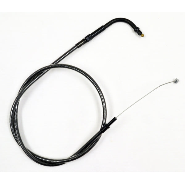 THROTTLE CABLE MIDNIGHT STAINLESS FOR 12