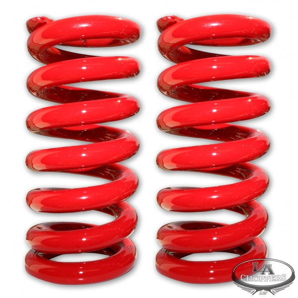 BIG SHOCK SPRINGS RED FOR HD