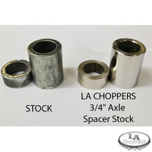 "3/4"" AXLE SPACER STOCK UNIVERSAL"