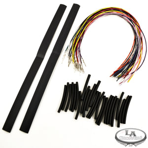 BAGGER ELECTRICAL WIRING KIT FOR HD