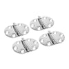 "Stainless Steel Butt Hinge, 1 7/8"" (Set of 4)"