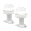All Round LED Light, White (Pair) - Five Oceans