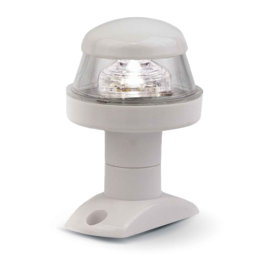Marine Boat All Round Anchor 360 Degree LED Navigation Light, White FO-2312