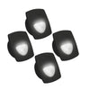 LED Companion Way Light, Black (4 Pack)