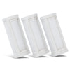Marine Replacement 3 Filters Cartridges for Inline Fuel Filter - FO-2638 - Five Oceans
