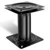 8 inches Marine Boat Seat Fixed Pedestal with 360 Degree Swivel FO-2896