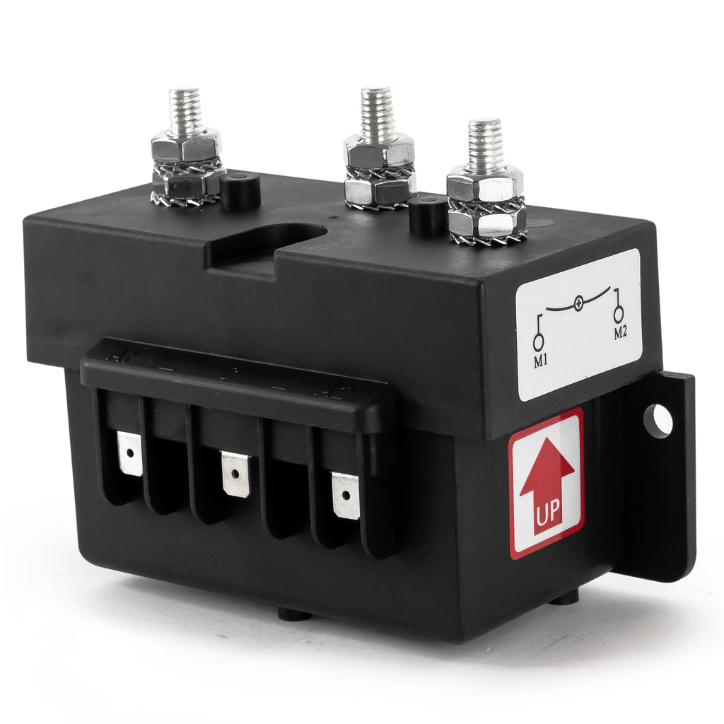 Reversing Solenoid Control Box for Windlass with 3 Wire Motor – Five ...