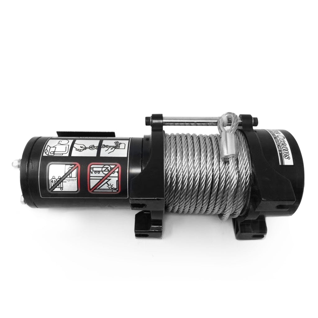 Electric Trailer Recovery Winch, 3000 LBS – Five Oceans