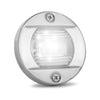 LED Round Stern White Transom Light - Five Oceans