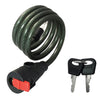 Bike Cable Key Lock, 4FT FO-3956 - Sxplock