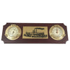 Nautical Clock & Thermometer FO-3975