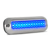 LED Underwater Pontoon Transom Lights with Stainless Steel Housing, Blue FO-4136 - Five Oceans